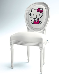 Silla Hello Kitty