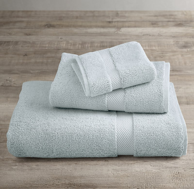 Set toallas gris suave GRAM TURKISH